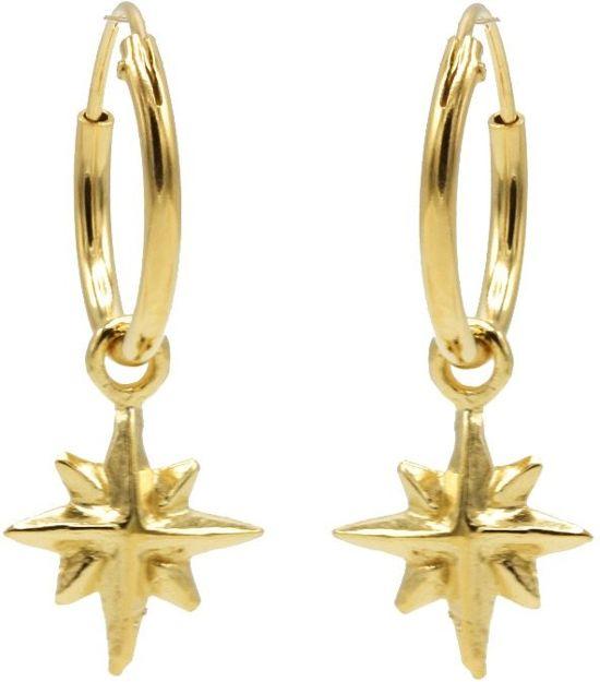 Karma Symbols oorbel M1936 Morningstar