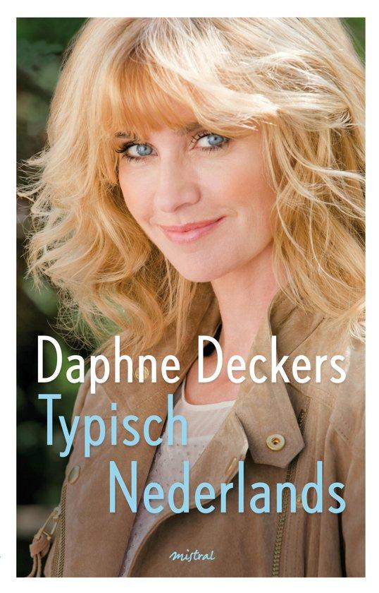 Boek cover Typisch Nederlands van Daphne Deckers (Onbekend)