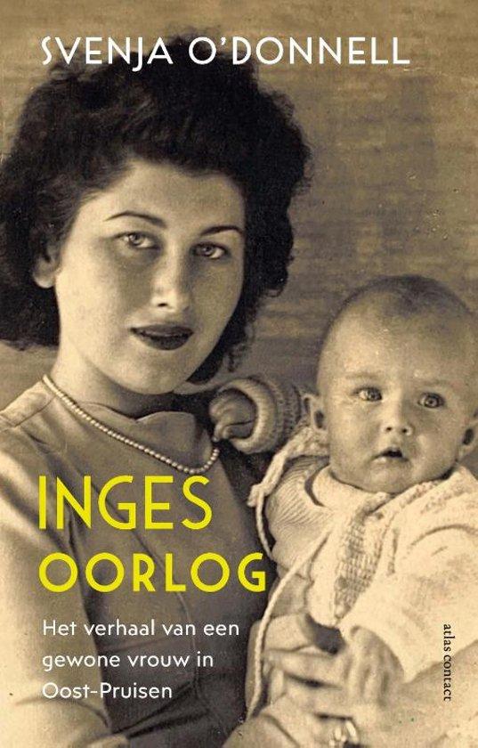 Boek cover Inges oorlog van Svenja ODonnell (Paperback)