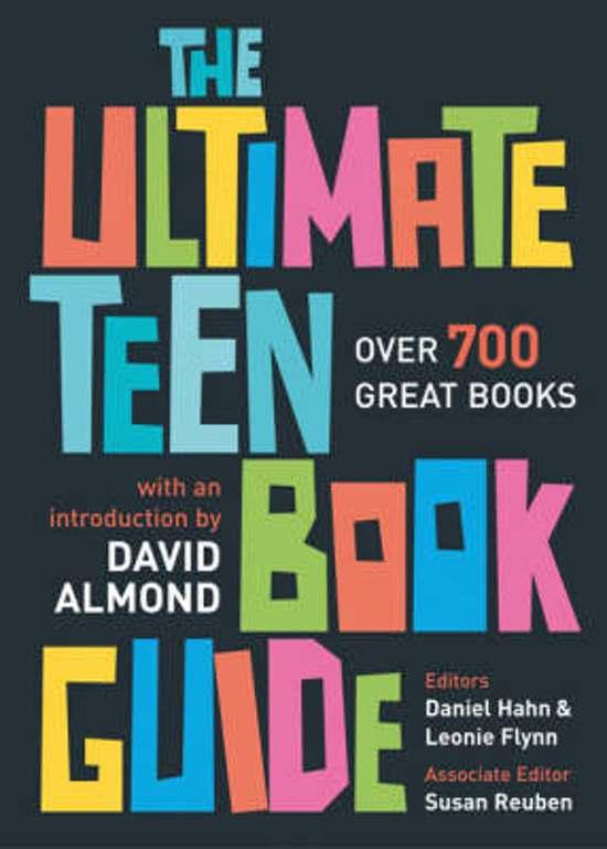 Ultimate teen book