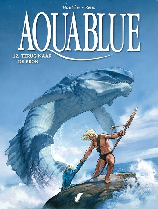 Aquablue 012 Terugkeer naar de bron - RENAUD. Scheidt,  