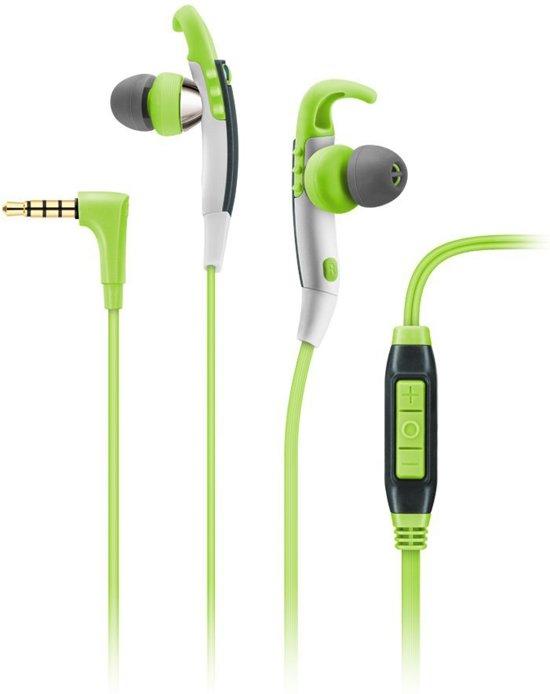 91777b57a23 bol.com | Sennheiser CX 686G Sports - In-ear oordopjes - Groen