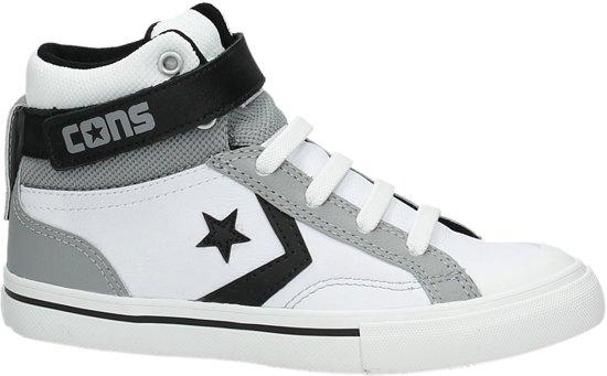 Converse Pro blaze strap stretch - Sneakers - Jongens - Maat 33 - Wit