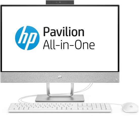 HP Pavilion 24-r002nb - All-in-One Desktop - Azerty