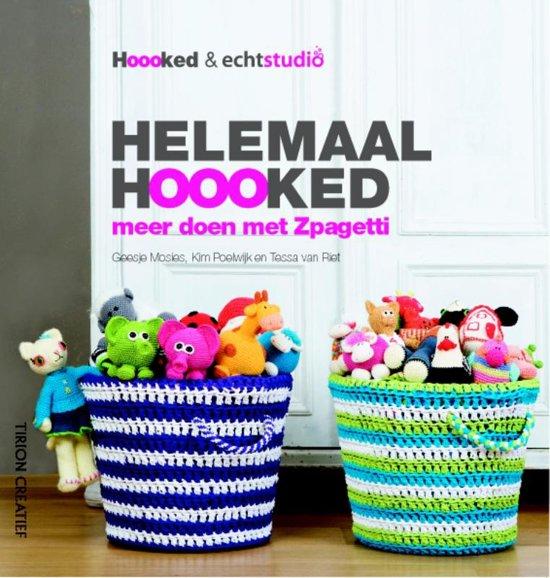 Bolcom Helemaal Hoooked Geesje Mosies 9789043913904 Boeken