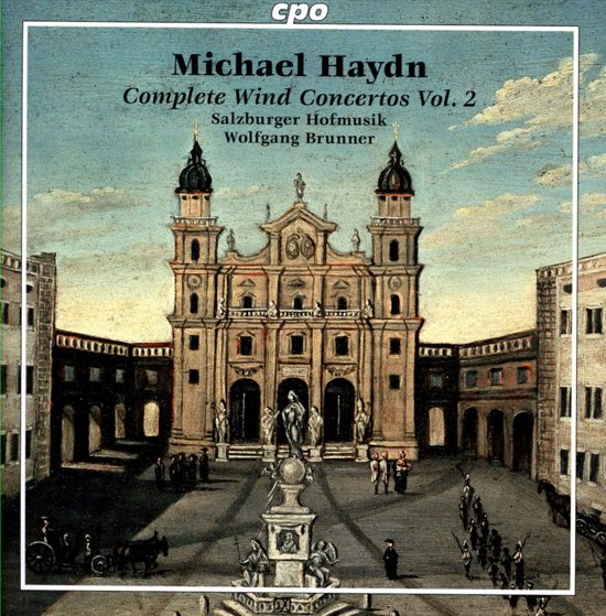 Complete Wind Concertos Vol2: Conce
