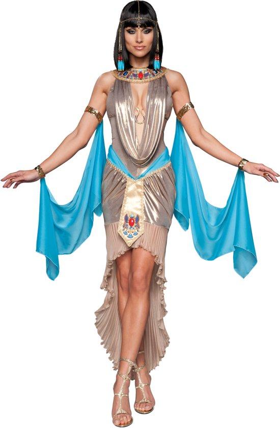 Egyptische Koningin kostuum voor vrouwen - Premium - Verkleedkleding - XS