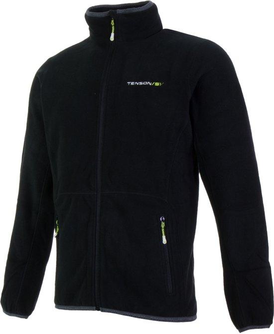 Tenson Miller - Sweater - Mannen - Maat M - Zwart