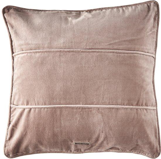 Riviera Maison Velvet Pillow Cover Pink 50x50