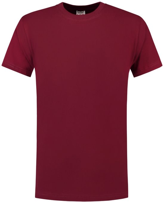 Tricorp T-shirt - Casual - 101002 - Wine - maat 7XL
