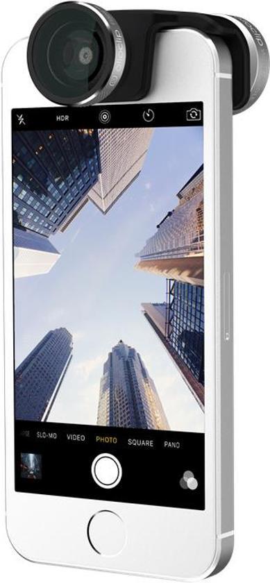 Olloclip 4-in-1 Lens voor iPhone 5/s/SE