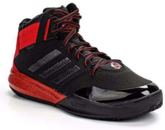 reputable site d8c12 35c80 Adidas D-Rose 773 basketbalschoen - maat 43 - zwartrood