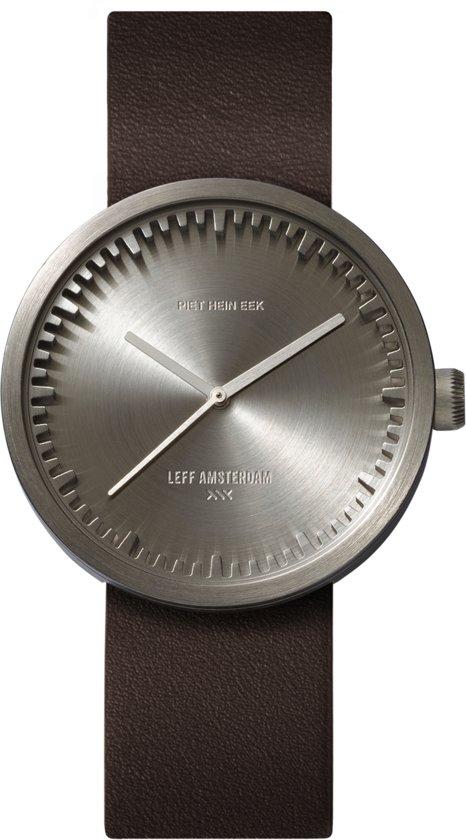 LEFF Amsterdam Tube D38 Horloge