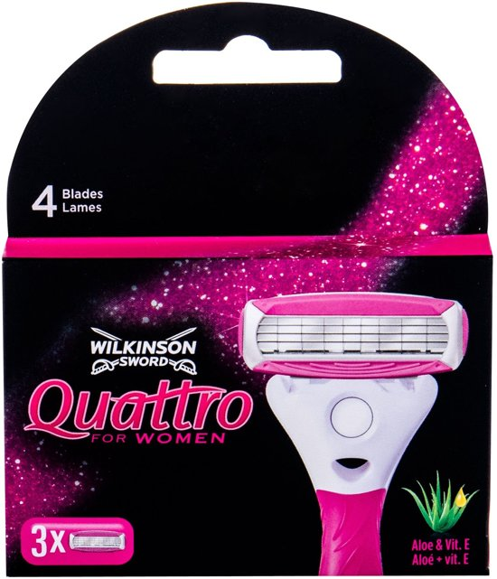 Wilk quattro mes.for woman ~ 3 st