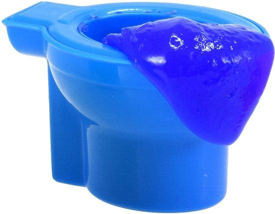 Toi-toys Wc-pot Slijm 9 Cm Blauw