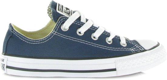 dbcedb64c54 Converse Meisjes Sneakers Chuck Taylor All Star Ox Kids - Blauw - Maat 33