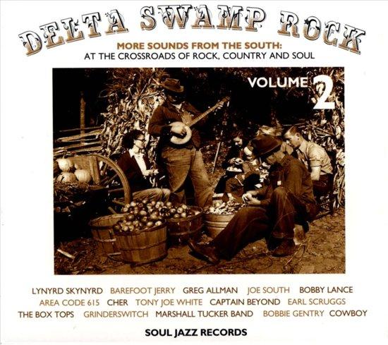 Delta Swamp Rock 2
