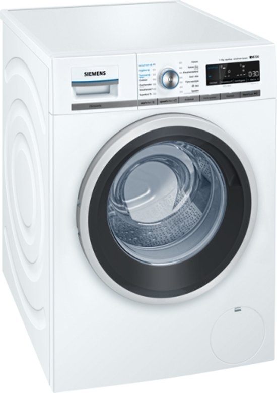 Siemens WM16W790NL iQ700 - sensoFresh - Wasmachine