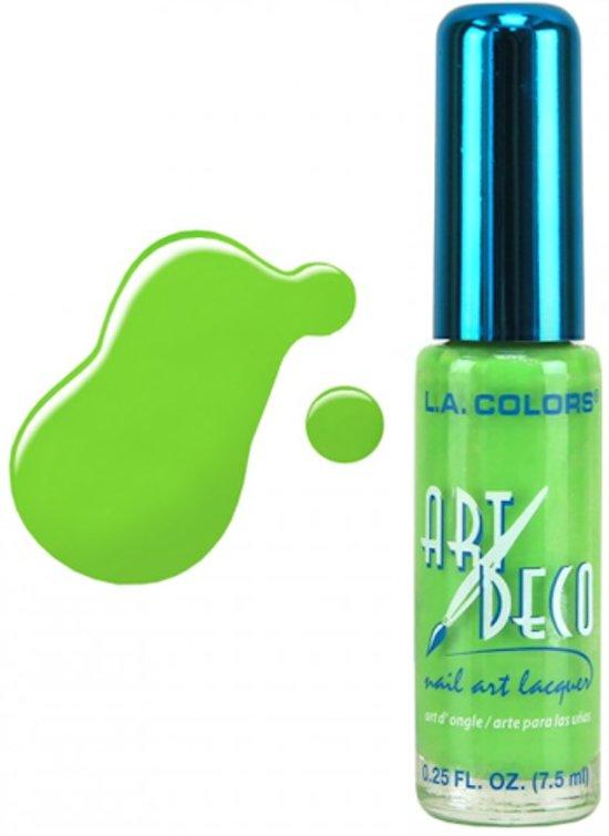 Bol La Colors Deco Nail Art Mint Green