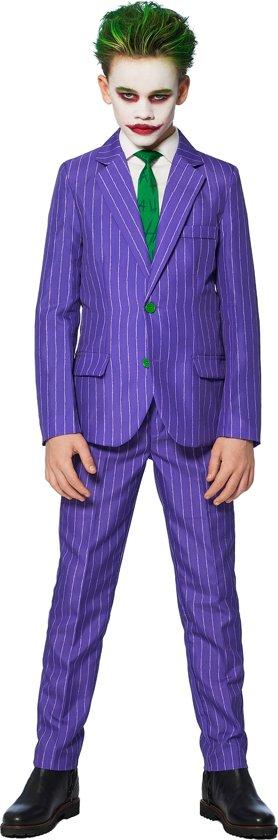 Super bol.com   Suitmeister The Joker - Jongens Kostuum - Paars CT-87