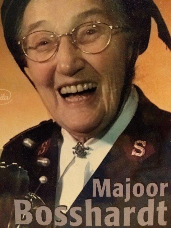 Majoor Bosshardt - Voorkant