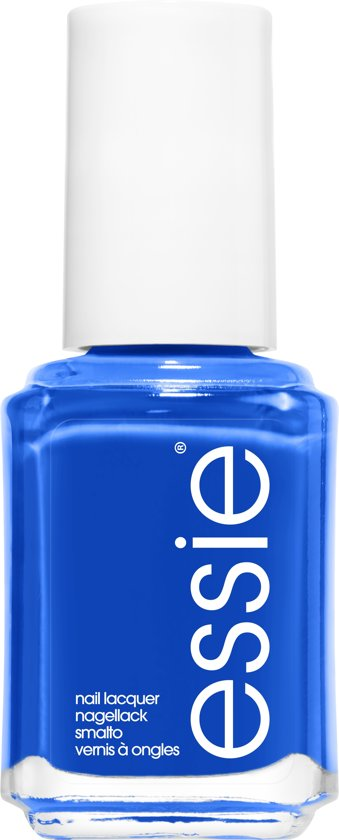essie mezmerised - blauw - nagellak