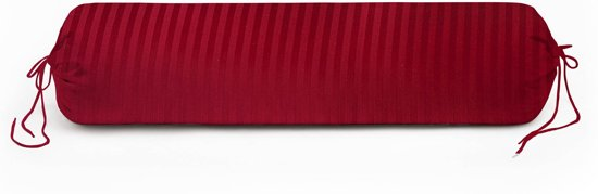 HNL Refined Uni Stripe Nekrolsloop - 25x90 cm - Aurora Red