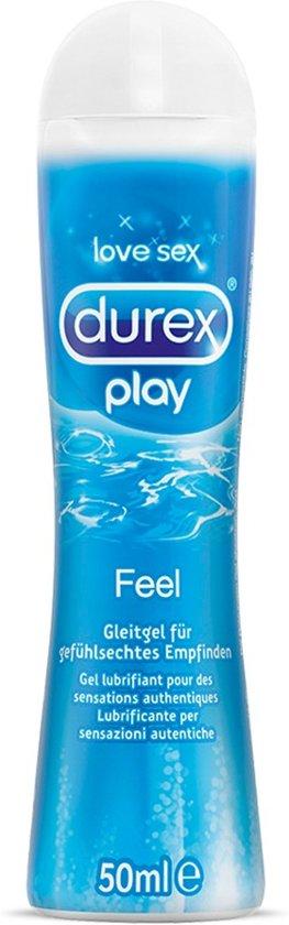 Durex Play Feel Glijmiddel - 50 ml