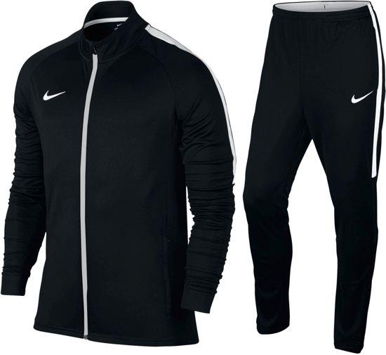 Nike Academy Trainingspak - Maat M  - Mannen - zwart/wit