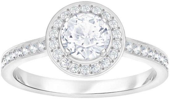 Swarovski Attract Light Round Cubic Zirkonia White Ring 5412053 (Maat 60) 6863d2b0bd3