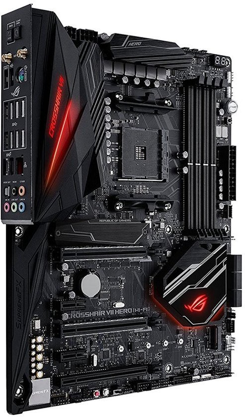 Asus ROG Crosshair VII Hero WiFi