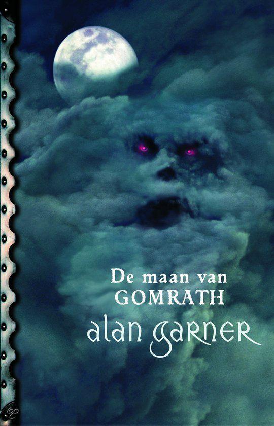 Cover van het boek 'De maan van Gomrath' van Alan Garner