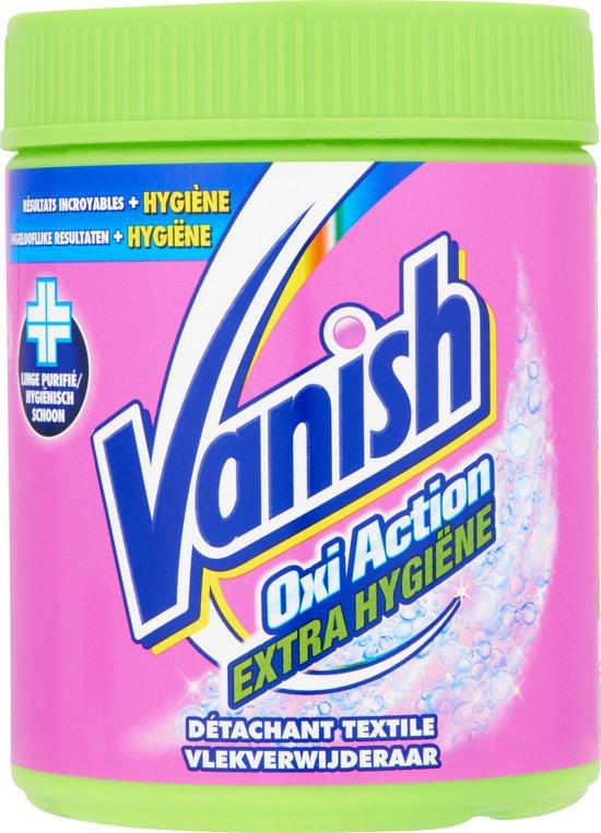 Vanish Oxi Action Hygiene poeder - Vlekverwijderaar - 470 gram