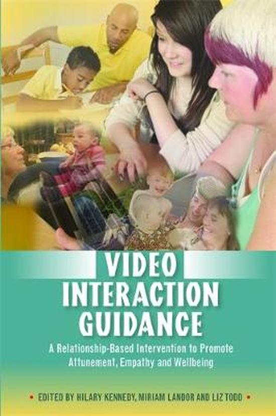 Boek cover Video Interaction Guidance van Silhánová, Katerina (Paperback)