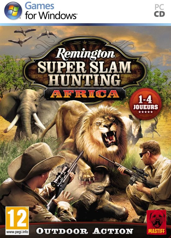 Super Slam Hunting: Africa - Windows