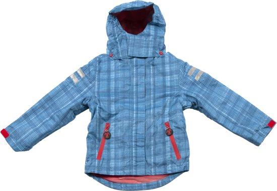 Ducksday Regenjas Met Uitritsbare Fleece Unisex Jack - 12 Jaar