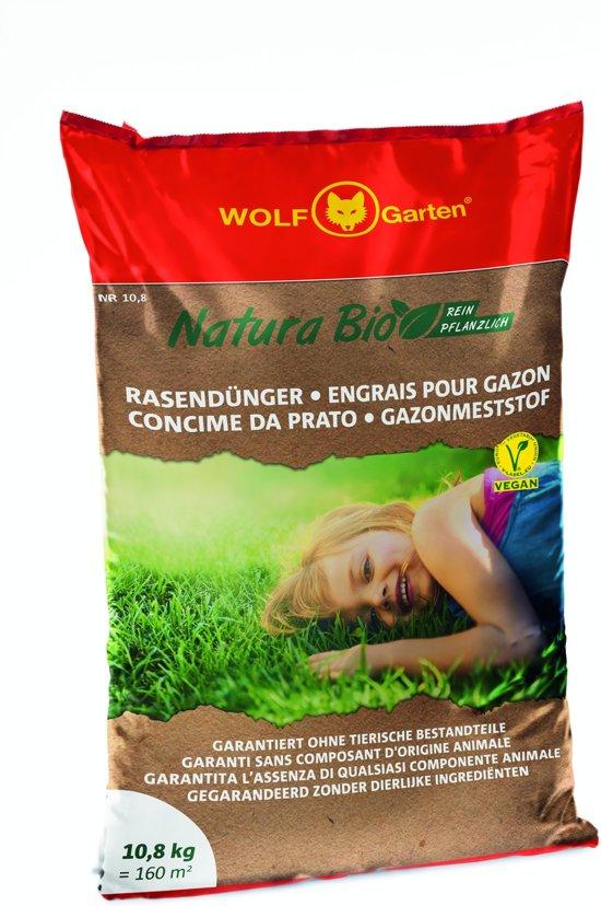 Bolcom Wolf Bio Gazonmest Nr 108 160m2