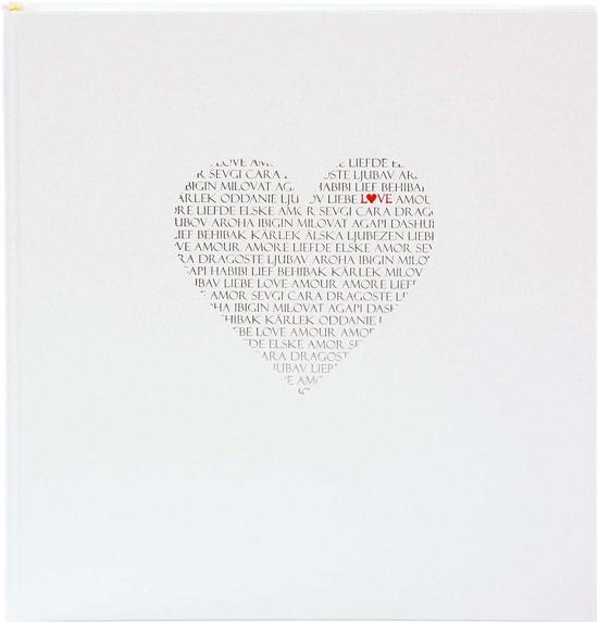 Goldbuch Love trouwalbum 30x31