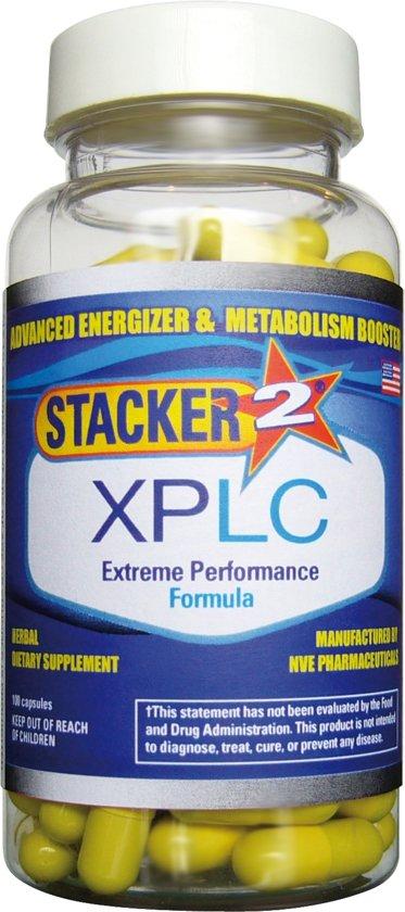 Stacker 2 Fatburner XPLC Ephedra Vrij - Voedingssupplement