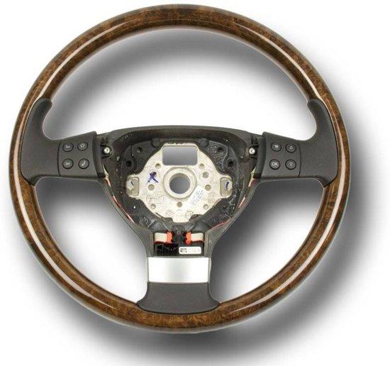 Onwijs bol.com | Originele VW Golf 5 V Jetta walnoot stuurwiel YO-11