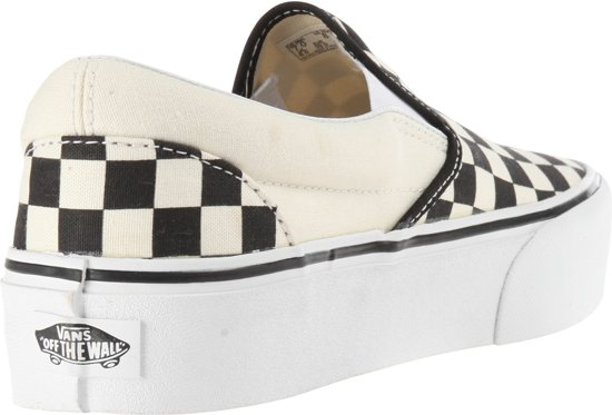 72a9928abf5 Dames Maat Slip Wit Vans 37 Platform Classic On Sneakers 4qPPwBgd