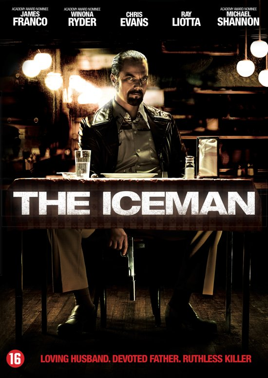 Cover van de film 'Iceman'