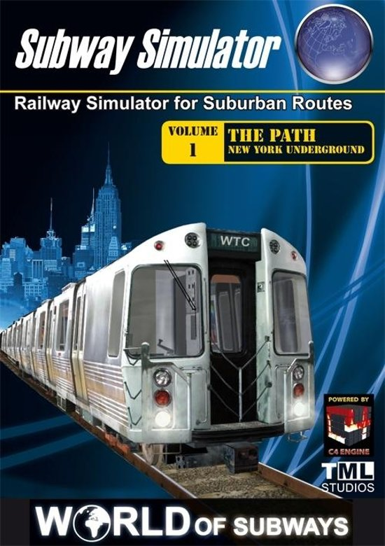 World of Subways, Vol. 1 (The Path from New York to Newark) - Windows