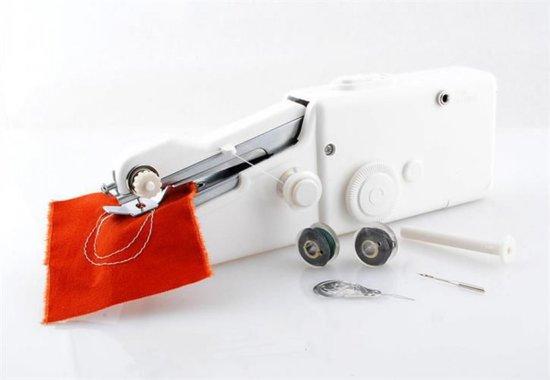 ForDig - Draagbare Mini Handnaaimachine - Naaimachine - Snel en Makkelijk kleding vermaken