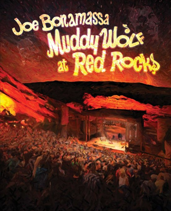 Muddy Wolf at Red Rocks: A Tribute to Muddy Waters & Howlin' Wolf