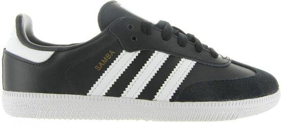 628e465b6b9 bol.com | Adidas Jongens Sneakers Samba Og El I - Zwart - Maat 23