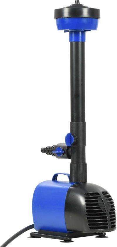 vidaXL Fonteinpomp 110 W 3000 L/u
