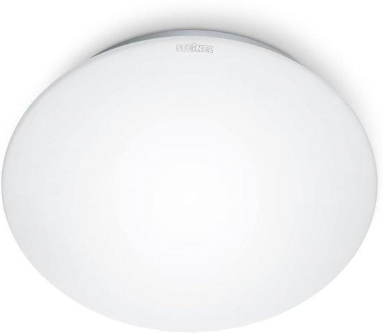 Steinel Plafondlamp Rond 27,5cm, IP44, Wit, Bewegingssensor, E27 Fitting