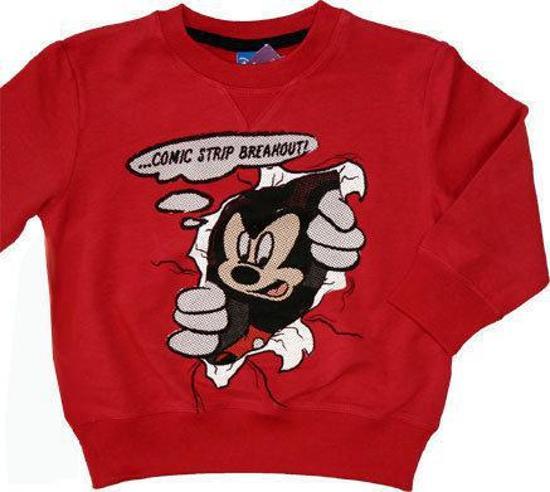 Disney Kersttrui.Bol Com Disney Mickey Mouse Jongens Trui