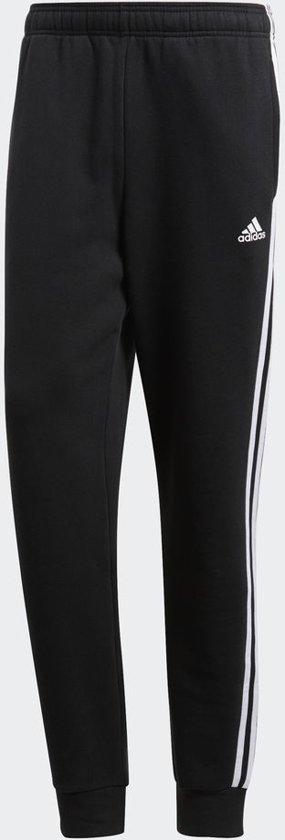 3stripes Tcf HerenBlack white Fl P Adidas Essentials Joggingbroek TlKcF1uJ3